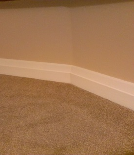 Skirting Board - After
